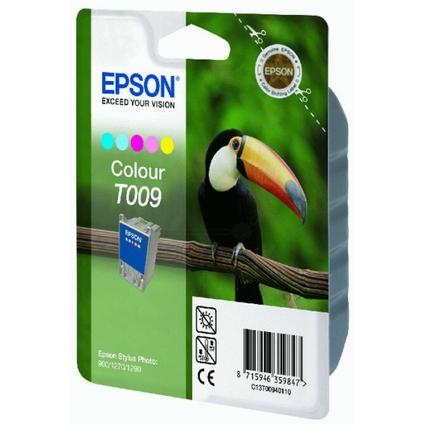 Original Tinte für EPSON Stylus Photo 1270/1290, farbig