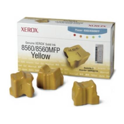 Original Colorstix für XEROX Phaser 8560, gelb