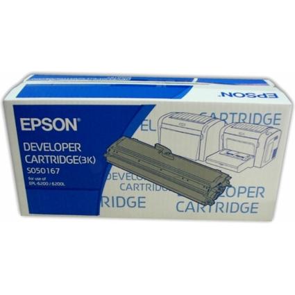 Original Toner für EPSON EPL6200/EPL6200N/EPL6200L, schwarz
