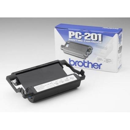 Original Mehrfachkassette für brother Fax 1010/1020, schwarz