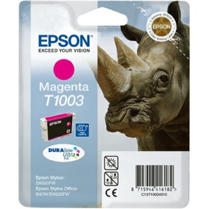 Original Tinte für EPSON Stylus Office B40W, magenta