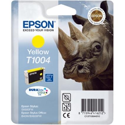 Original Tinte für EPSON Stylus Office B40W, gelb
