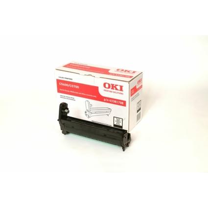 Original Trommel für OKI C5600/C5600N/C5700/C5700N, schwarz