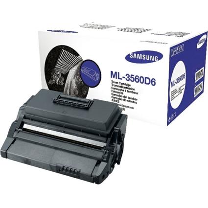 Original Toner für SAMSUNG Laserdrucker ML3560, schwarz