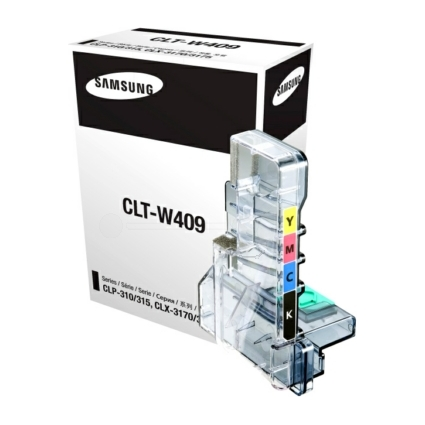 Original Resttonerbehälter für SAMSUNG Laserdrucker CLP 310,