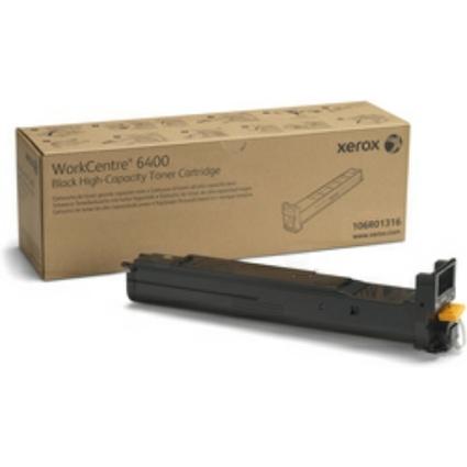 Original Toner für XEROX WorkCentre 6400, schwarz