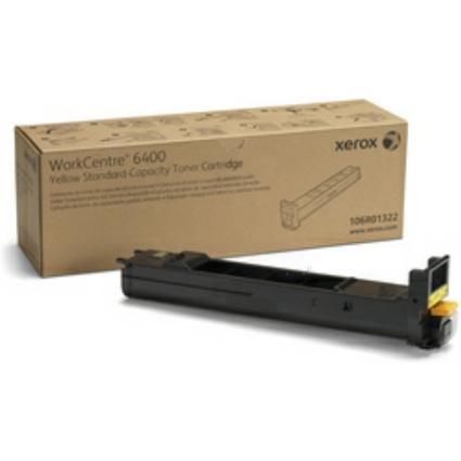 Original Toner für XEROX WorkCentre 6400, gelb