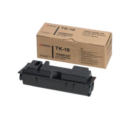 Original Toner für KYOCERA/mita FS1020D/FS1020DN, schwarz