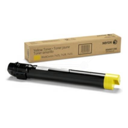 Original Toner für XEROX Workcentre 7425/7428, gelb