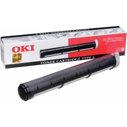 Original Toner für OKI Okipage 6w/8w/Lite/8p/+/8im, schwarz