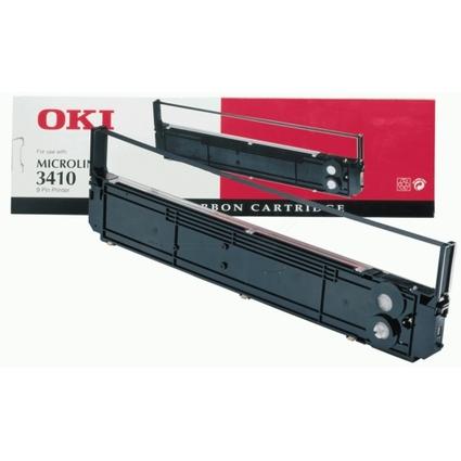 Original Farbband für OKI ML520/ML521, Nylon, schwarz