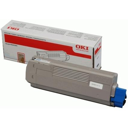 Original Toner für OKI C610/N/DN/DTN, schwarz