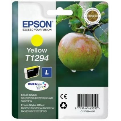 Original Tinte DURABrite für EPSON Stylus SX420W, gelb