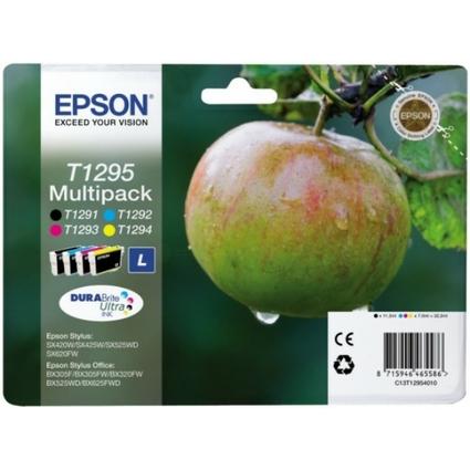 Original Tinte DURABrite für EPSON Stylus SX420W, Multipack