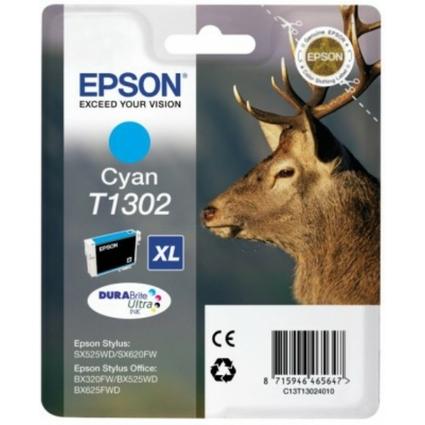 Original Tinte DURABrite für EPSON Stylus SX525WD, cyan
