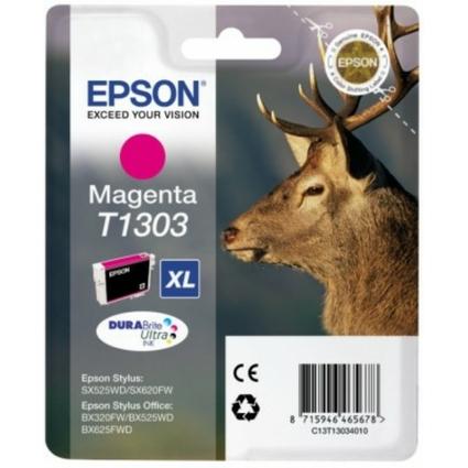 Original Tinte DURABrite für EPSON Stylus SX525WD, magenta