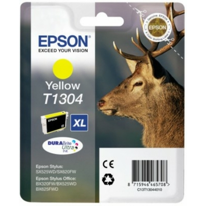 Original Tinte DURABrite für EPSON Stylus SX525WD, gelb