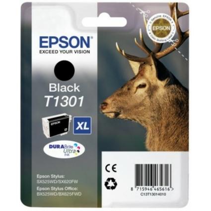 Original Tinte DURABrite für EPSON Stylus SX525WD, schwarz
