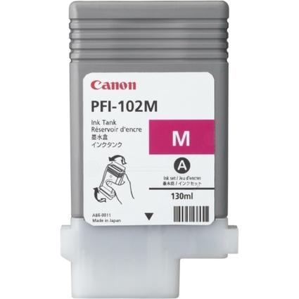 Original Tinte für Canon IPF500/IPF600/IPF700, magenta