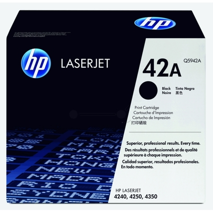 Original Toner für hp LaserJet 4250/4250N/4350, schwarz