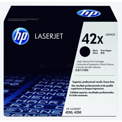 Original Toner für hp LaserJet 4250/4250N/4350, schwarz, HC