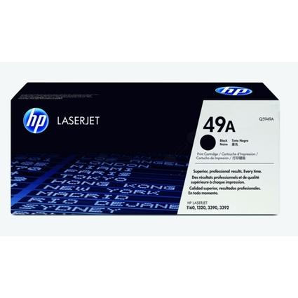 Original Toner für hp LaserJet 1160/1320/1320N, schwarz