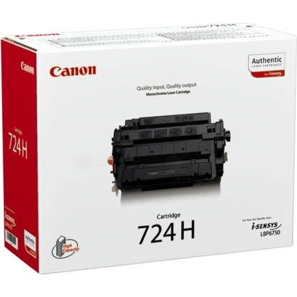 Original Toner für Canon Laserdrucker i-SENSYS LBP6750, HC