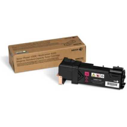 Original Toner für XEROX/Tektronix Phaser 6500, magenta