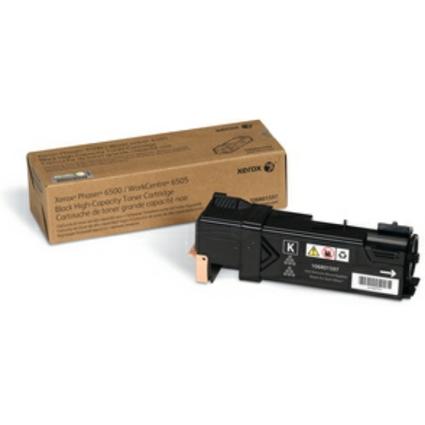 Original Toner für XEROX/Tektronix Phaser 6500, schwarz