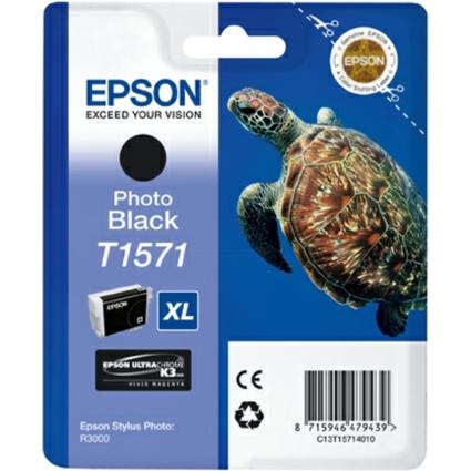 Original Tinte für EPSON Stylus Photo R3000, schwarz