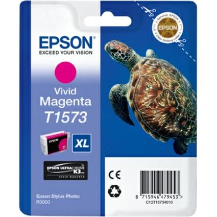 Original Tinte für EPSON Stylus Photo R3000, vivid magenta
