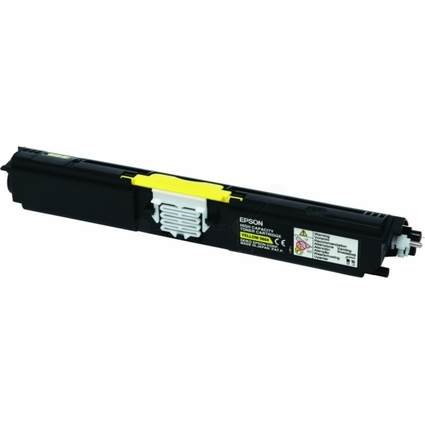 Original Toner für EPSON AcuLaser C1600/CX16, gelb, HC
