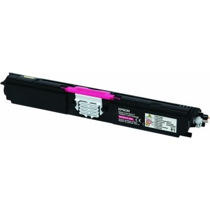 Original Toner für EPSON AcuLaser C1600/CX16, magenta, HC