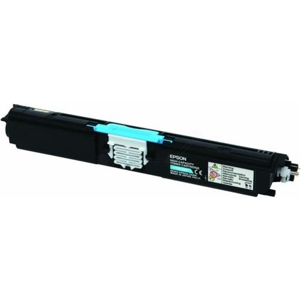 Original Toner für EPSON AcuLaser C1600/CX16, cyan, HC
