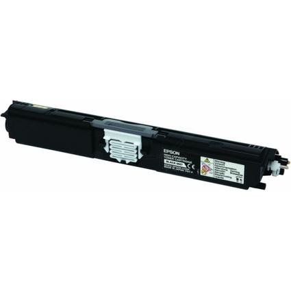 Original Toner für EPSON AcuLaser C1600/CX16, schwarz, HC