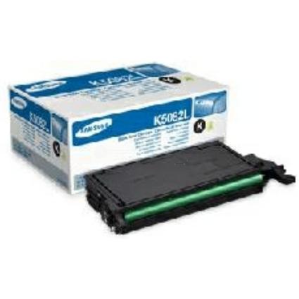 Original Toner für SAMSUNG Laserdrucker CLP 620, schwarz, HC