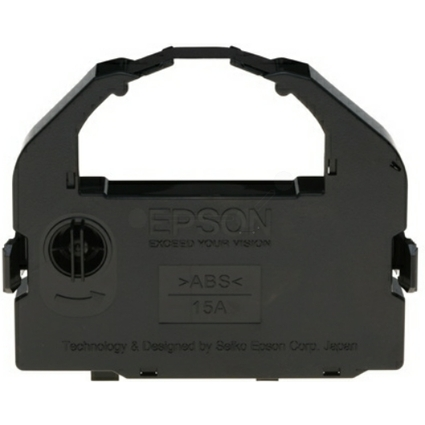 Original Farbband für EPSON LQ670/LQ680, Nylon, schwarz