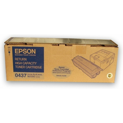 Original Return Toner für EPSON AcuLaser M2000, schwarz HC