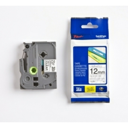 brother TZe-Tape TZe-M31 Schriftbandkassette,Bandbreite:12mm
