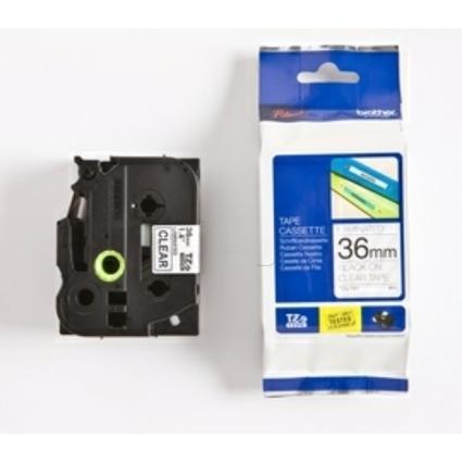 brother TZe-Tape TZe-161 Schriftbandkassette,Bandbreite:36mm