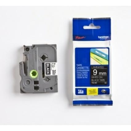 brother TZe-Tape TZe-325 Schriftbandkassette, Bandbreite:9mm