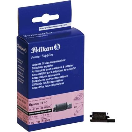 Pelikan Farbrolle für EPSON IR 40, schwarz