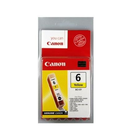 Original Tinte für Canon S800/S820/S820D/S900/S9000, gelb