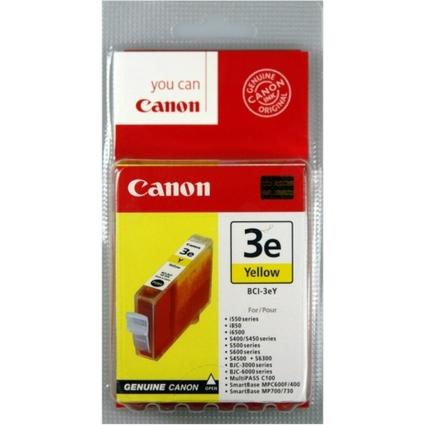 Original Tinte für Canon BJC3000/BJC6000/S400/S450, gelb