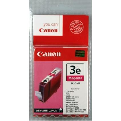 Original Tinte für Canon BJC3000/BJC6000/S400/S450, magenta