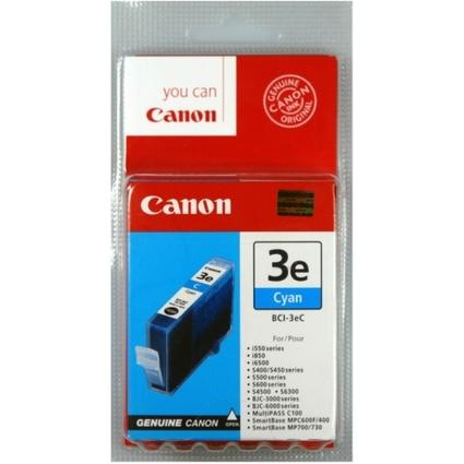 Original Tinte für Canon BJC3000/BJC6000/S400/S450, cyan