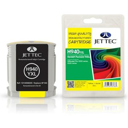 JET TEC wiederbefüllte Tinte H940YXL ersetzt hp C4909AE/