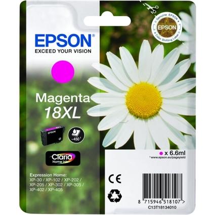 Original Tinte für EPSON Expression XP-30/XP102, magenta, XL
