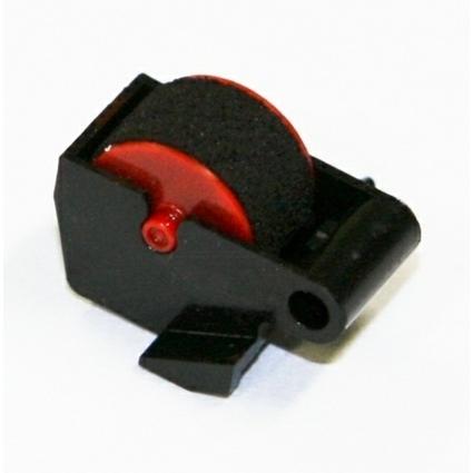 Farbrolle für SHARP Tischrechner Modell EL-1801C/E, rot
