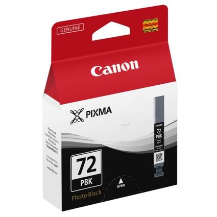 Original Tinte für Canon Pixma Pro 10, foto schwarz